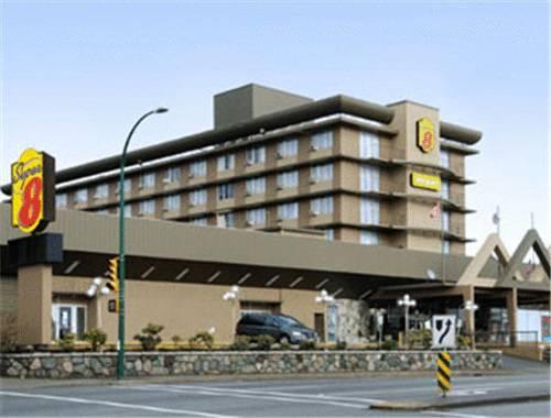 hotel Super 8 Vancouver