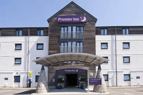 hotel Premier Inn Plymouth City Centre - Sutton Harbour