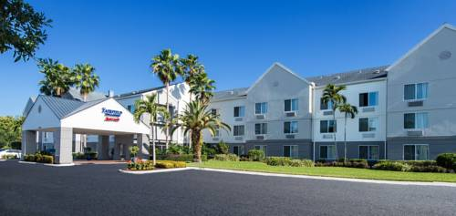 hotel Fairfield Inn & Suites by Marriott Fort Myers Medical District