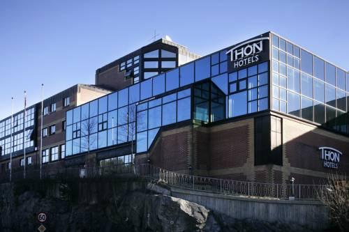 hotel Thon Hotel Bergen Airport