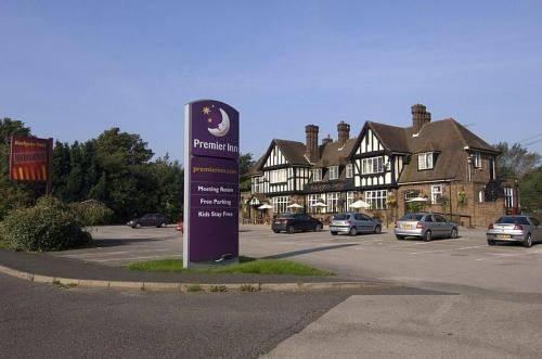 hotel Premier Inn Hagley