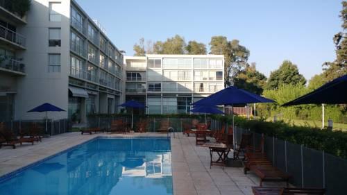 hotel Concord Pilar Aparts