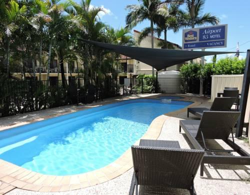 hotel Best Western Airport 85 Motel