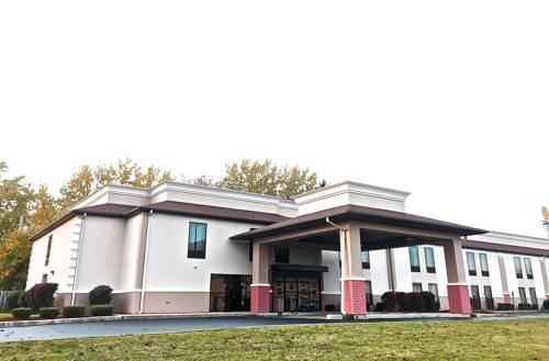 hotel Comfort Inn Dayton - Huber Heights