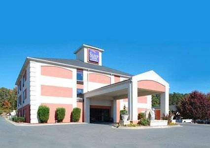 hotel Sleep Inn & Suites Albemarle