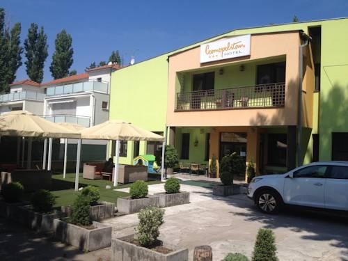 hotel Garni Hotel Cosmopolitan