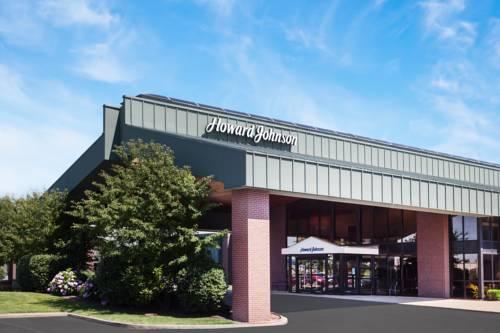 hotel Howard Johnson Evansville