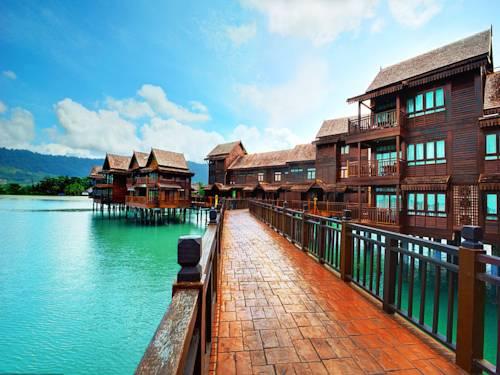 hotel Sea Village Private Unit @ Langkawi Lagoon Resort