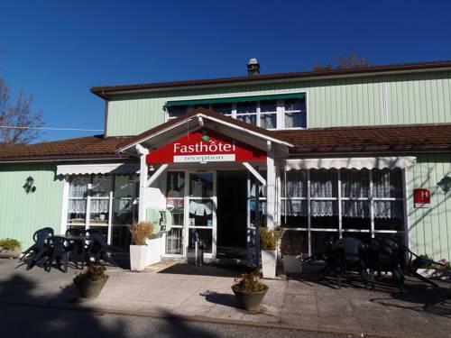 hotel Fasthotel Genève Gex