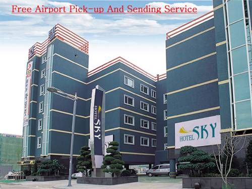 hotel Hotel Sky, Incheon Airport
