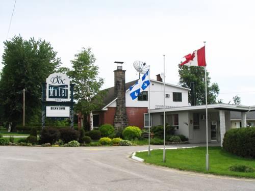 hotel Au Doc Motel