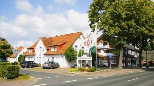 hotel Land-gut-Hotel Rohdenburg