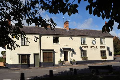 hotel The Star Inn 1744