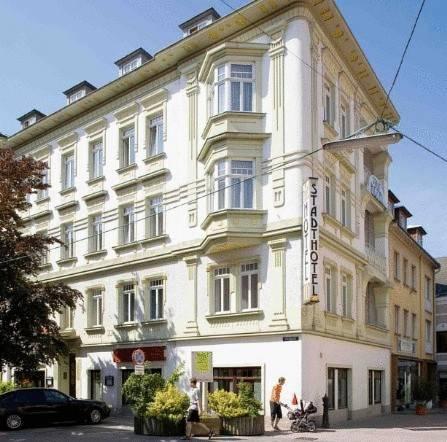 hotel Stadthotel Hauser Eck