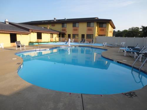 hotel Baymont Inn and Suites Wisconsin Dells