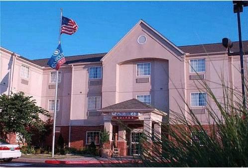 hotel Candlewood Suites Tulsa