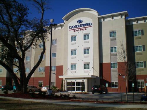 hotel Candlewood Suites Slidell Northshore