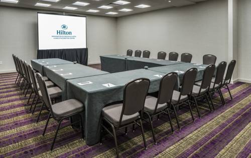 hotel Hilton Washington DC/Rockville Hotel & Executive Meeting Center