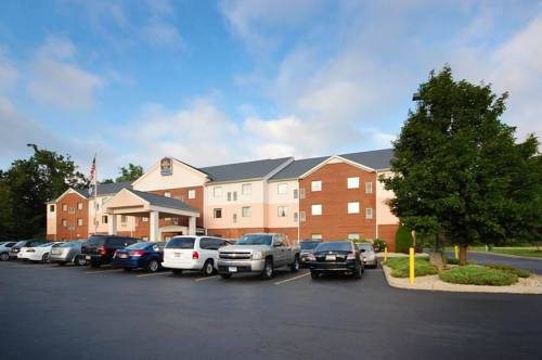 hotel Best Western Executive Suites - Columbus East