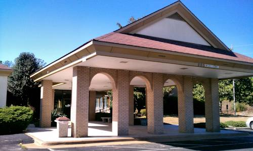 hotel Days Inn Southern Pines