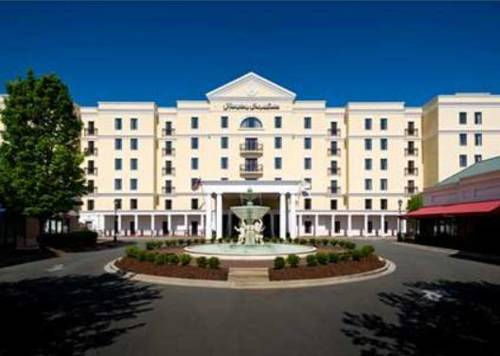 hotel Hampton Inn & Suites-South Park at Phillips Place