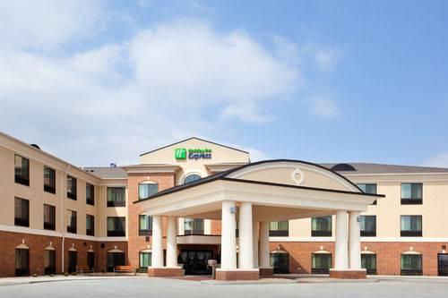 hotel Holiday Inn Express Peru-Lasalle Area