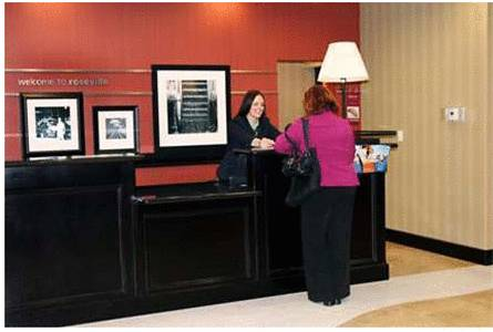 hotel Hampton Inn & Suites Roseville