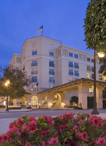 hotel Hyatt Regency Valencia- Magic Mountain