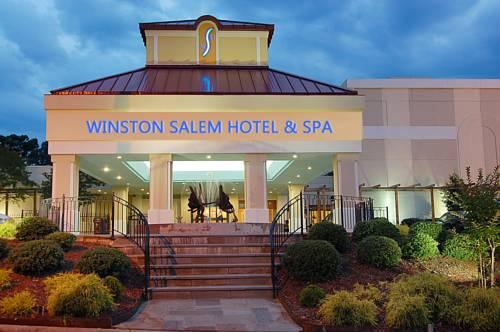 hotel Winston-Salem Hotel and Spa