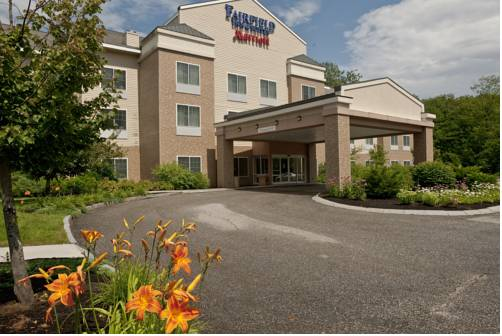 hotel Fairfield Inn & Suites by Marriott Brunswick Freeport