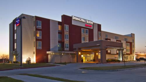 hotel SpringHill Suites by Marriott Oklahoma City Moore