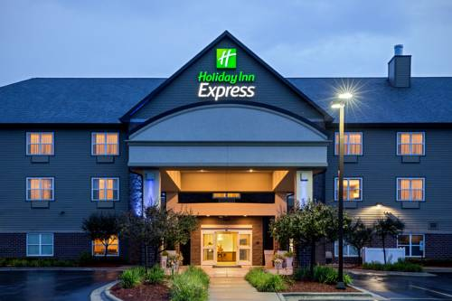 hotel Holiday Inn Express & Suites - Green Bay East
