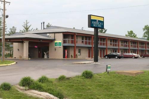 hotel America's Best Inn & Suites Eureka