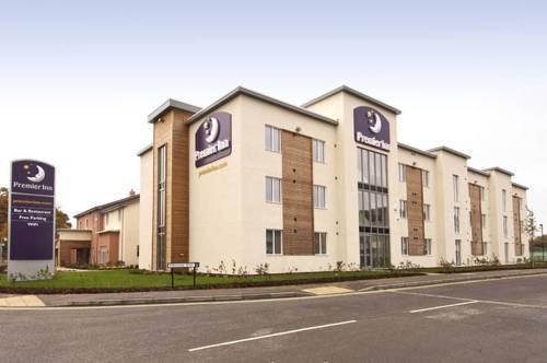 hotel Premier Inn Burgess Hill