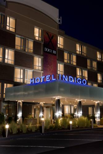 hotel Hotel Indigo Boston - Newton Riverside