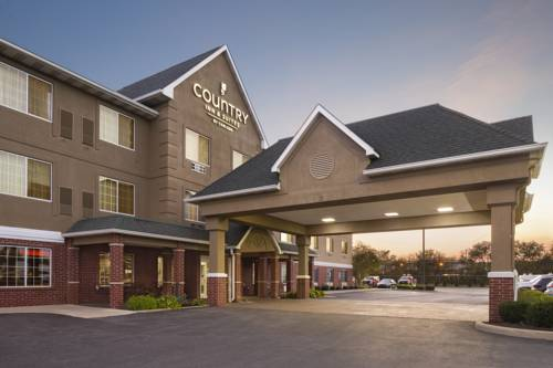 hotel Country Inn & Suites By Carlson - Lima OH