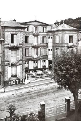 hotel Hotel d'Angleterre Etretat