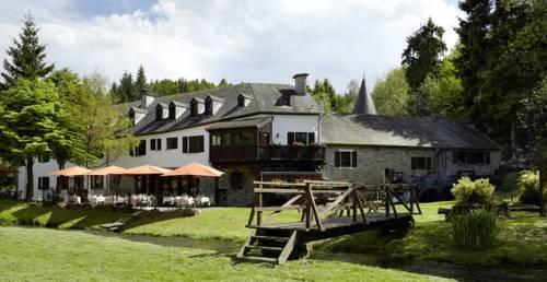 hotel Domaine du Moulin d'Asselborn