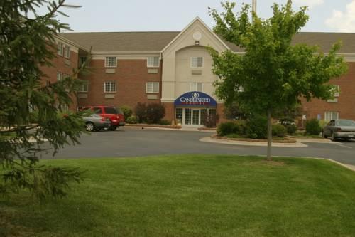 hotel Candlewood Suites Des Moines