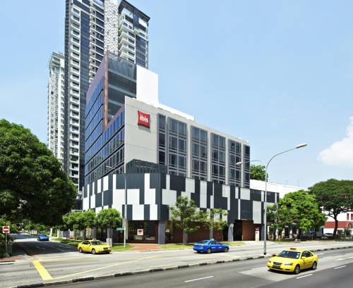 hotel Ibis Singapore Novena