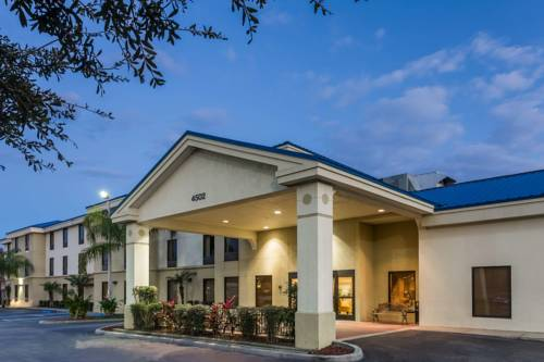 hotel Days Inn and Suites Lakeland