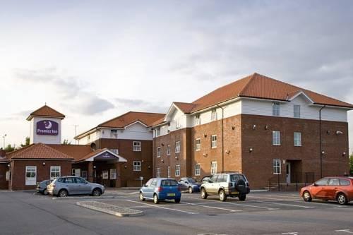 hotel Premier Inn Chelmsford Springfield