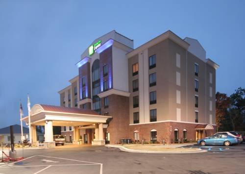 hotel Holiday Inn Express Hotel & Suites Hope Mills-Fayetteville Airport