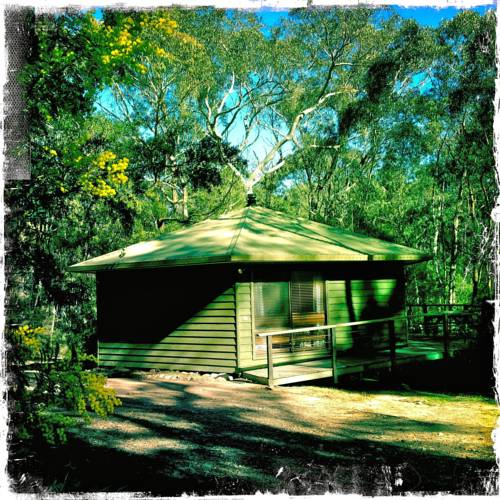 hotel Twin Falls Bush Cottages