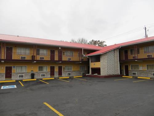 hotel Deluxe Inn - Knoxville