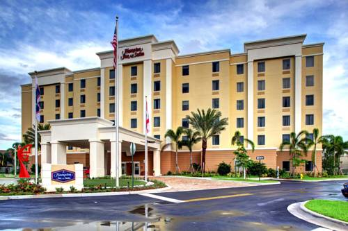 hotel Hampton Inn and Suites Coconut Creek