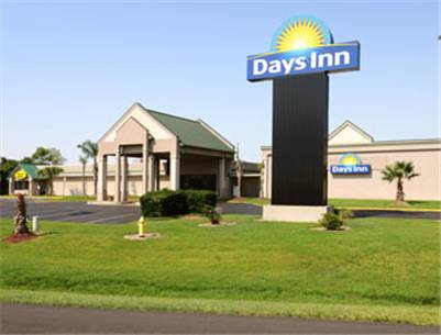 hotel Days Inn and Suites Jennings