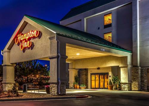 hotel Hampton Inn Castle Rock