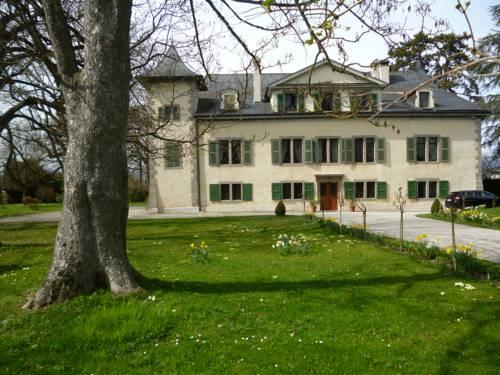 hotel Château de Veigy