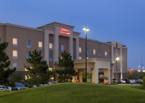 hotel Hampton Inn & Suites Davenport